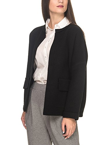 Anistere Women's HEACH Cardigan SILVIAN Black Sh by wqHFCxpCO