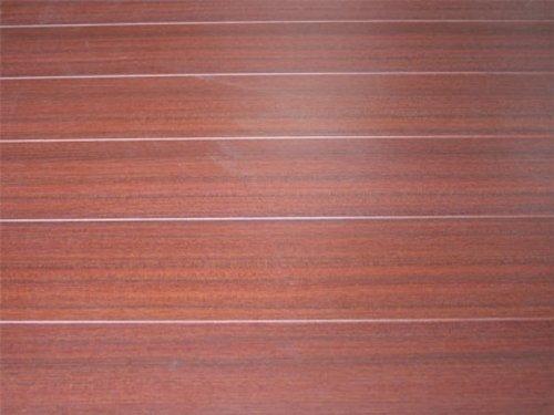 12.3 mm Durique Laminate Brazilian Cherry Flooring (8 inch (Brazilian Cherry Laminate)