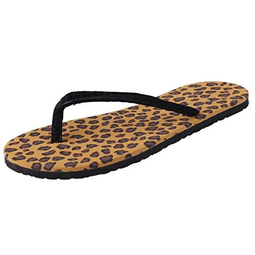 Aulei flip flops Damen Schuhe Sommer Strand zehentrenner Sandalen flache C5bG0LZT5