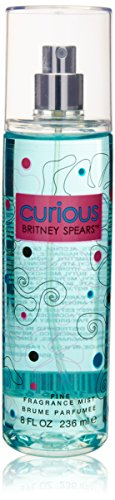 Curious for Women by Britney Spears Fine Fragrance Body Mist