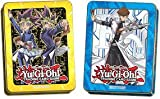 Yugioh TCG: 2017 Mega Tins Ultimate Combo (The Yugi Muto & Yami Yugi Mega-Tin + The Seto Kaiba Mega-Tin) Plus Bonus Gift 5x9 Pocket Collector Pages
