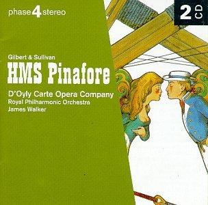 Pinafore Set (Phase 4 Stereo: Gilbert & Sullivan: HMS Pinafore / D'Oyly Carte Opera Company)