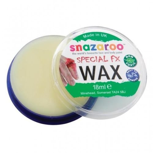 (Snazaroo Special FX Wax 18ml - To Create Fake Wounds etc)