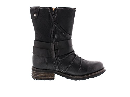 YELLOW CAB - Boot AIRBASE W - Y26078 - black
