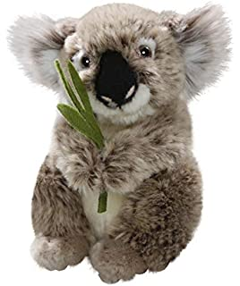 Carl Dick Koala Bear 6 inches, 16cm, Plush Toy, Soft Toy, Stuffed
