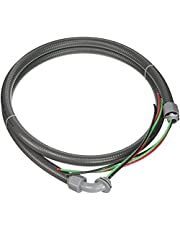 Southwire 55189407 55189401 Liquid Tight Flexible Whip, 1/2 in X 6 Ft, PVC
