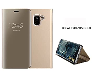 Covo Samsung Galaxy A8 2018 Spiegel Design Case Amazon De Elektronik