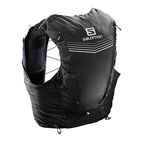 Salomon ADV Skin 12L Set Hydration Vest Black, M by Salomon (Image #2)