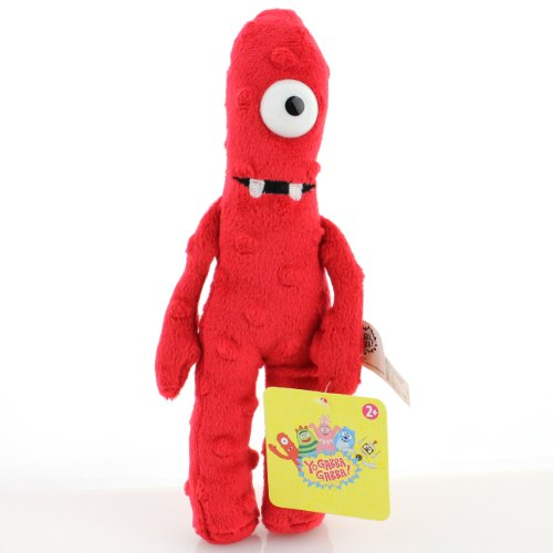 MUNO Yo Gabba Gabba 9 IN Plush Doll