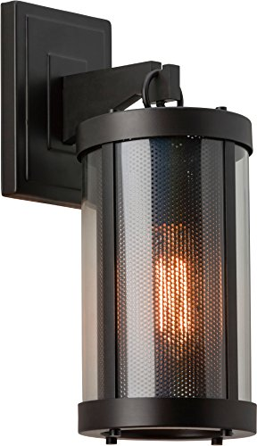 - Feiss OL12000ORB Bluffton Outdoor Lighting Wall Pocket Sconce, Bronze, 1-Light (6