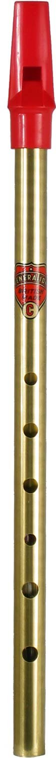 Generation Whistles Brass C Generation Tin Whistle by Generation Whistles at Hobgoblin Music (Image #1)