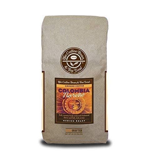 (Coffee Bean & Tea Leaf Nariño Colombia Medium Roast Single Origin Ground Coffee 20 oz bag )