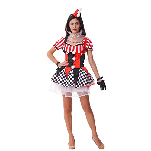 HÖTER Ladies Queen Of Darkness Fairytale Fancy Dress Costume -