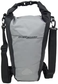 Overboard LG SLR Camera Bag, 15 Liters, Adult-Unisex, Grey, Large,