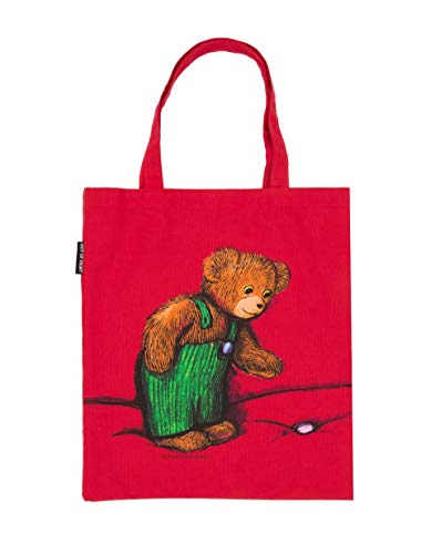 Out of Print Corduroy Tote Bag