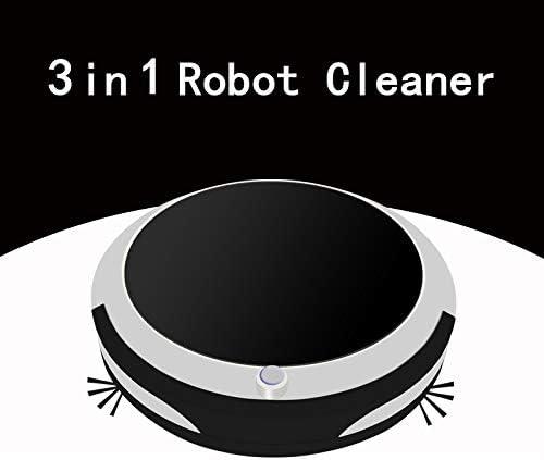 Robot Fregasuelos Robot Aspirador Potente Robot Aspirador con ...