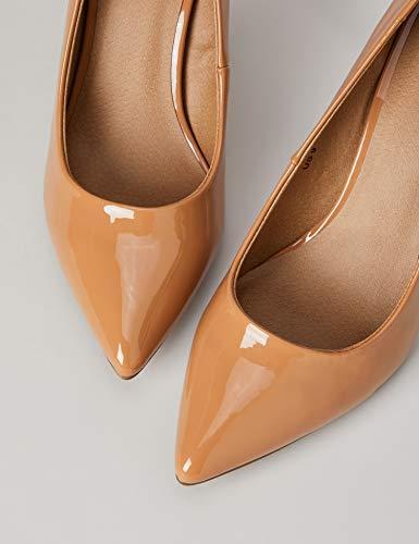 Amazon Brand - find. Women's Closed Toe Heels