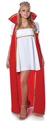 Empress Josephine Costume - Medium - Dress Size 8-10