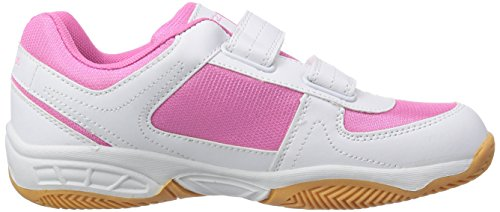 1027 White Unisex Kinder Footwear Weiß CABER L`pink Sneakers T Kappa S0q4yPy