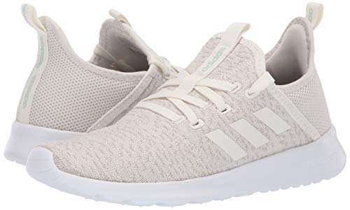 adidas Women's Cloudfoam Pure Running Shoe, Cloud White/Ice Mint, 5 Medium US by adidas (Image #5)