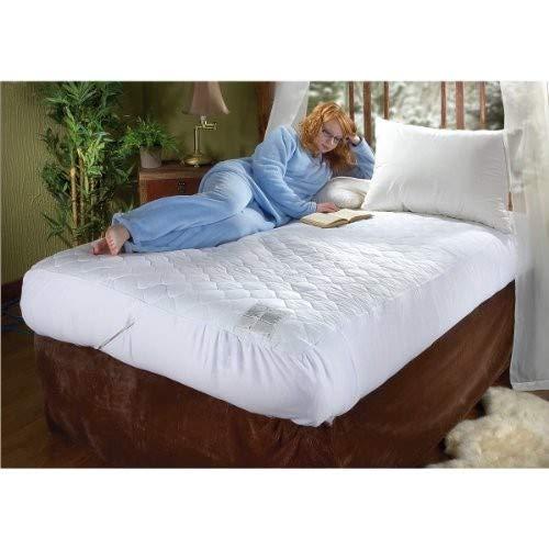 Biddeford - Almohadilla de colchón con calefacción automática: Amazon.es: Hogar