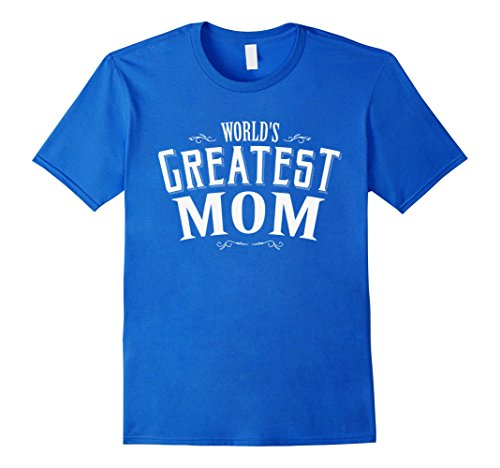 [Men's Vintage World's Greatest Mom T-shirt Mother's day Gift shirt 2XL Royal Blue] (Greatest Halloween Costumes Ever)
