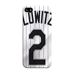 LarryToliver Customizable Baseball Colorado Rockies iphone 5/5s Case Cover Best Gift for Collection - Shinhwa Create