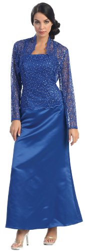 US Fairytailes Mother of the Bride Formal Evening Dress #27837