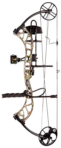 New 2016 Bear Archery Wild Single Cam 310FPS 70# RH Bow Xtra