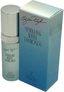 Elizabeth Taylor Sparkling White Diamonds Eau de Toilette Spray for Women, 30 ml