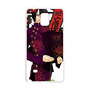 Samsung Galaxy Note 4 Cell Phone Case White Zombie Loan QAN Phone Case Customized Unique