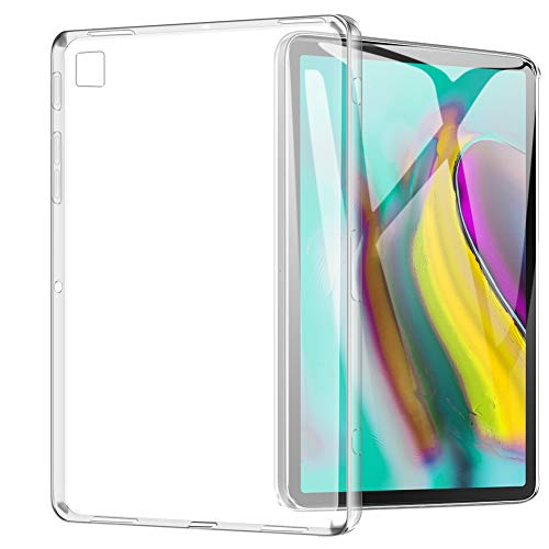 Samsung Galaxy Tab S5e Case, TopACE Ultra Thin Soft Gel TPU Silicone Case Cover Compatible for Samsung Galaxy Tab S5e 2019 Release (Matte Clear) (Samsung Galaxy Tablet Gel Case)