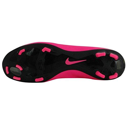 Nike-Scarpe Mercurial Victory FG Firm Ground-Scarpe da calcio, scarpe da calcio, da uomo, colore: rosa