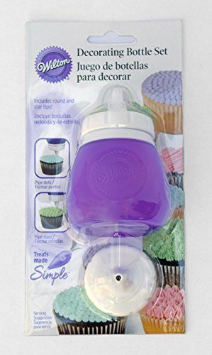 Wilton Decorating Bottle Set