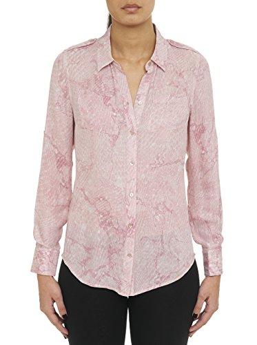 Robert Graham Teodora L/S Woven Shirt Pink (L/s Woven Shirt)