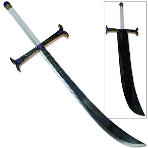 Japanese Anime One Hawk Sword Eyes Legendary Swordsman Huge Piece