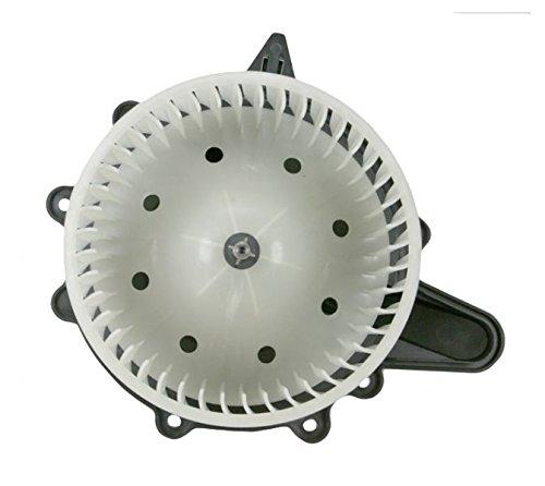 A/C Heater Blower Motor w/Fan Cage for Navigator F150 F250 Pickup Truck ()