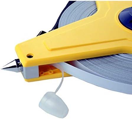 RLJJCS1163 Tumid Stainless Steel Rack Wear Raincoat Tape The Tape (Size : 50m )