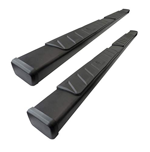 Tyger Auto TG-RS2T40148 Riser for 2005-2019 Toyota Tacoma Access Cab 4inch Black Side Step Nerf Bars Running Boards