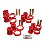 Energy Suspension 4.3155R Rear Lower Control Arm Bushing with Thrust Washer by Energy Suspension