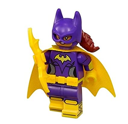 LEGO Batman Movie Batgirl Minifigure With Batarang 2016