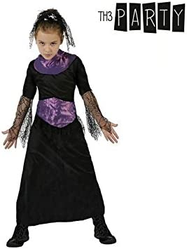 Disfraz para Niños Th3 Party Viuda negra: Amazon.es: Ropa y accesorios