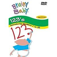 Brainy Baby - 1,2,3,'s [Import]