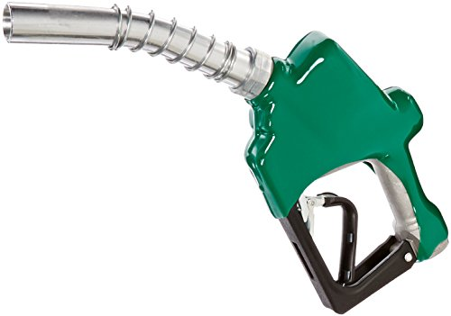 (Husky 026810N-03 HS 1-Inch Diesel Nozzle with Three Notch Hold Open Clip )