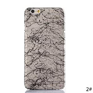 ZL Luminous Snow Pattern PC Soft Cover for iPhone 6 Plus (Assorted Colors) , 7#