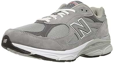 New Balance Men's M990GL3 Running Shoe,Grey,9 B US