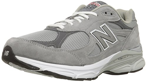 New Balance Men's M990GL3 Running Shoe,Grey,7 D US