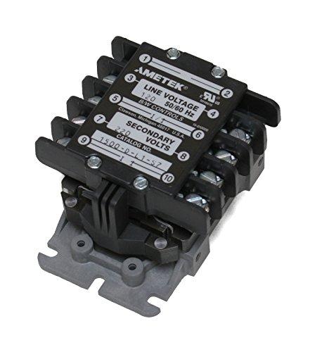 B/W Controls 1500-D-L1-S7 Liquid Level Control Relay by Ametek BW Controls
