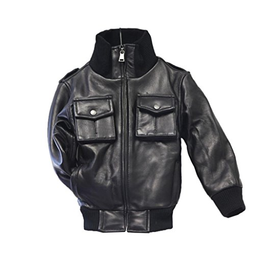 kids-genuine-lambskin-black-leather-jacket-infant-toddlers-boys
