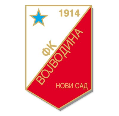 fan products of FK Vojvodina Novi Sad - Serbia Football Soccer Futbol - Car Sticker - 6
